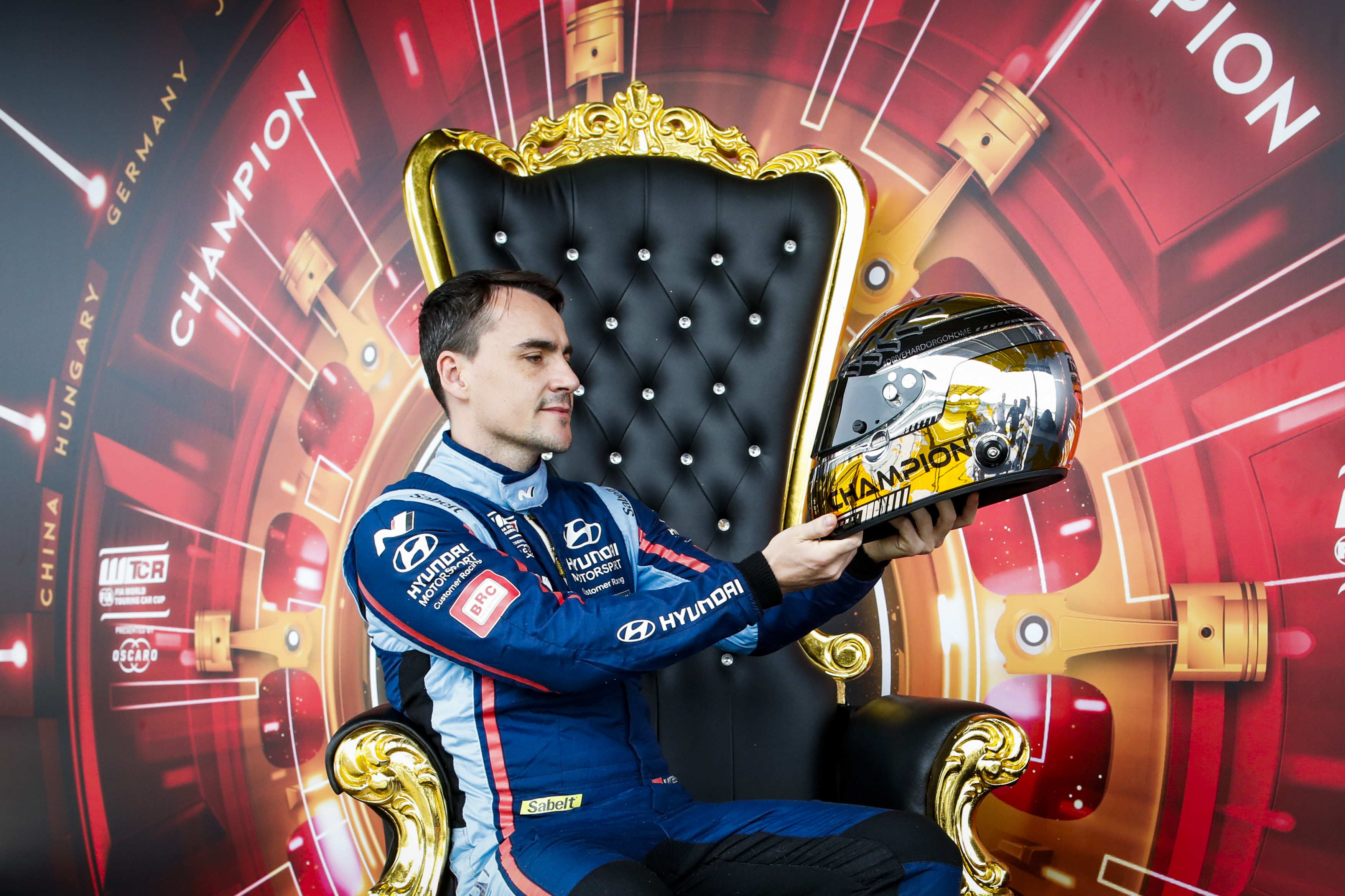 When Michelisz became King of WTCR two months on
