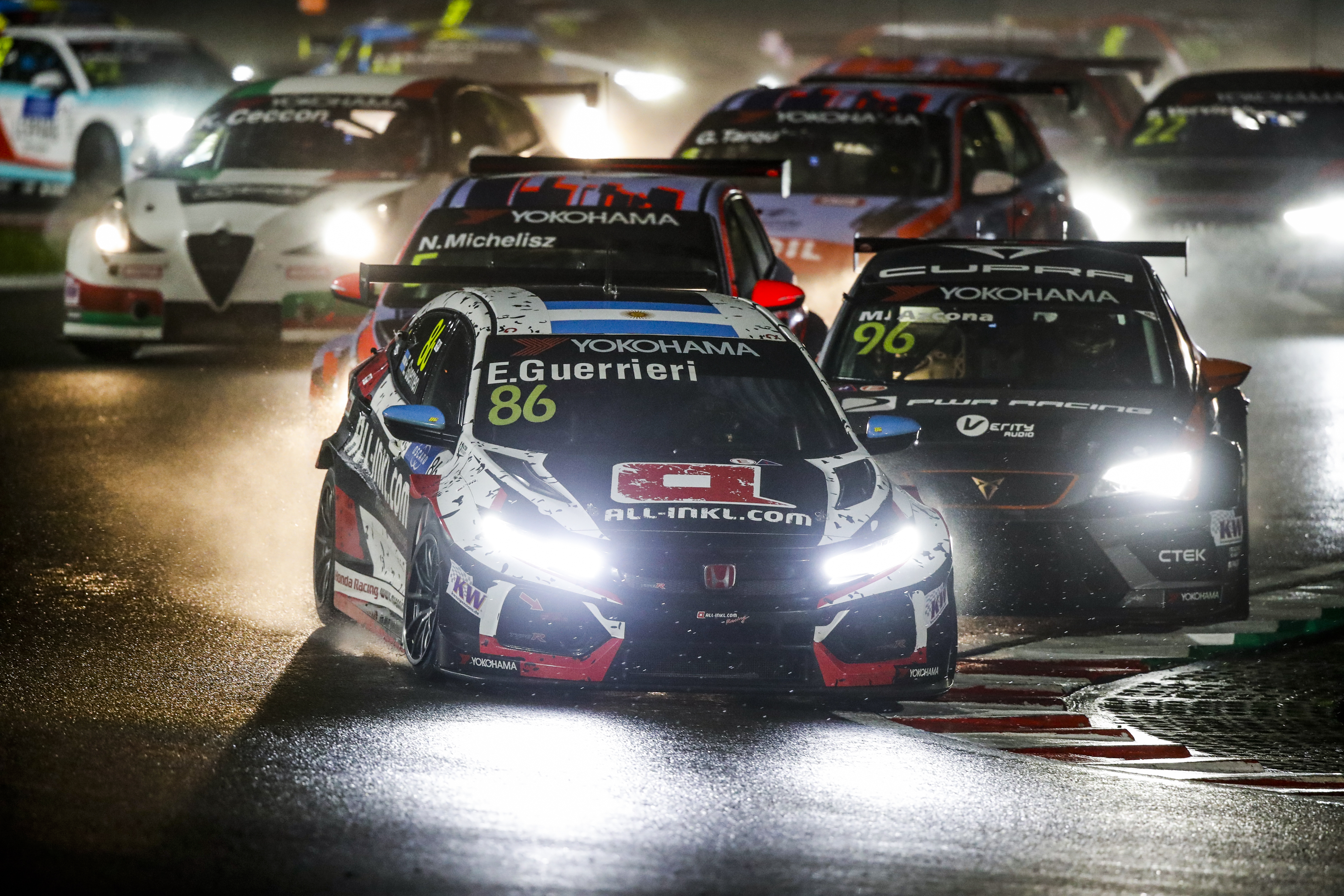 WTCR 2019 statistics: wins, poles, fastest laps, laps led and more