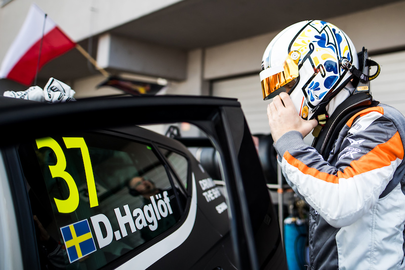 WTCR driver and team boss Haglof: crazy year a blast for PWR