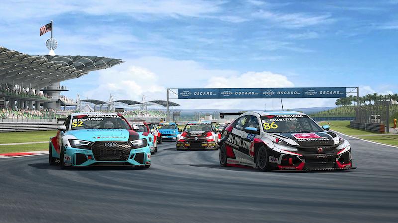 Les pilotes de l'Esports WTCR OSCARO prêts pour une finale décisive en Malaisie
