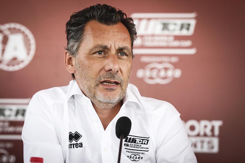 Q&A: WTCRプロモーター、ユーロスポーツ・イベンツ代表フランソワ・リベイロ