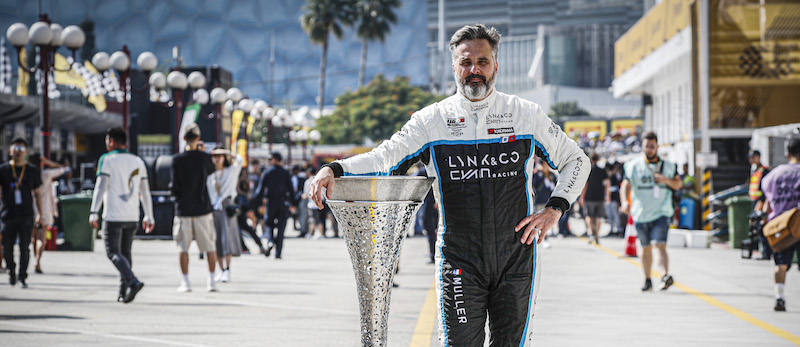 Countdown to the WTCR Sepang super-finale: I have no pressure, says Muller