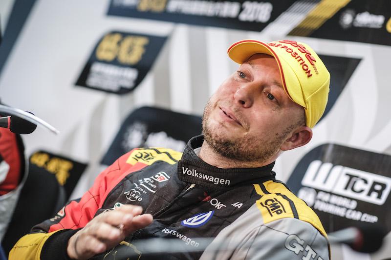 Promoteur du WTCR, Eurosport Events salue les exploits de Huff en World Touring Car
