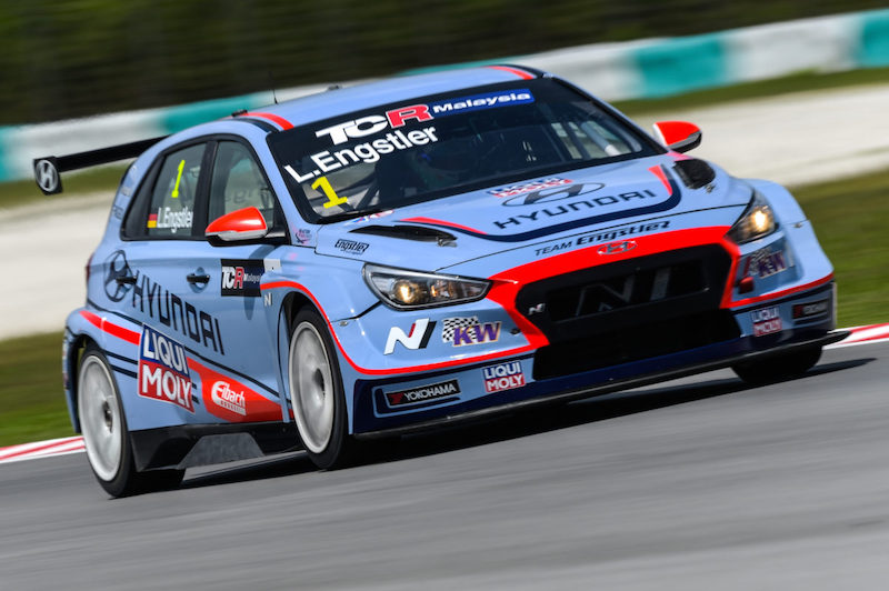 WTCR aspirant Engstler wins in Malaysia