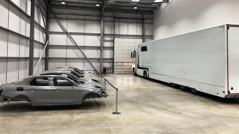 Le Geely Group Motorsport accélère la production des Lynk & Co WTCR