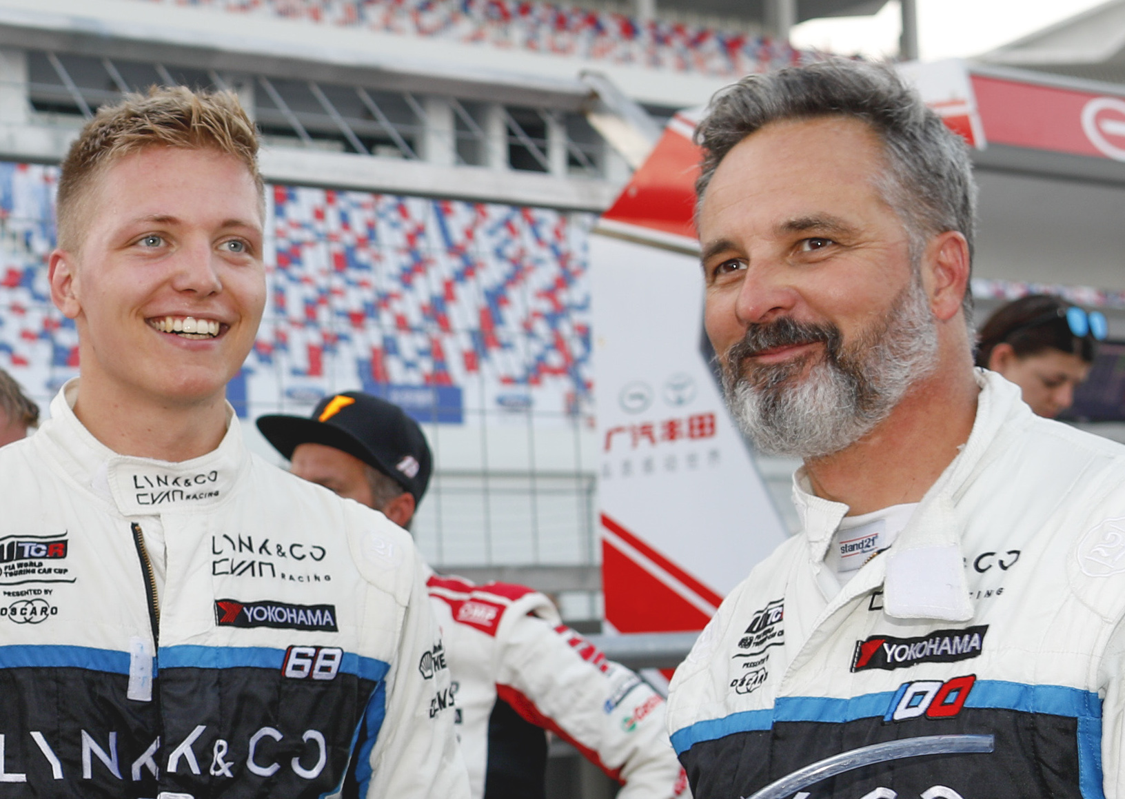 The ultimate family team? Ehrlacher 'Lynks' up with Uncle Yvan for WTCR bid