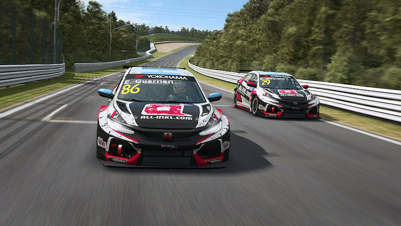 #RACEATHOME: Guerrieri will be serious and focused in Esports WTCR