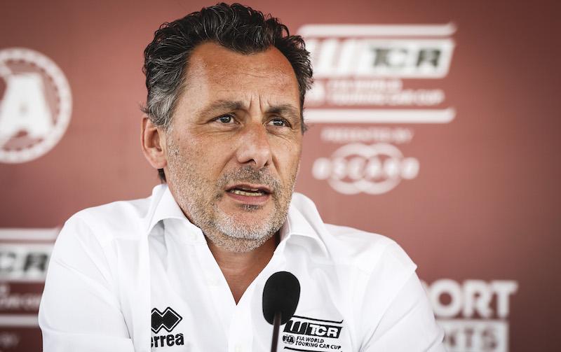 WTCR Q&R: Francois Ribeiro