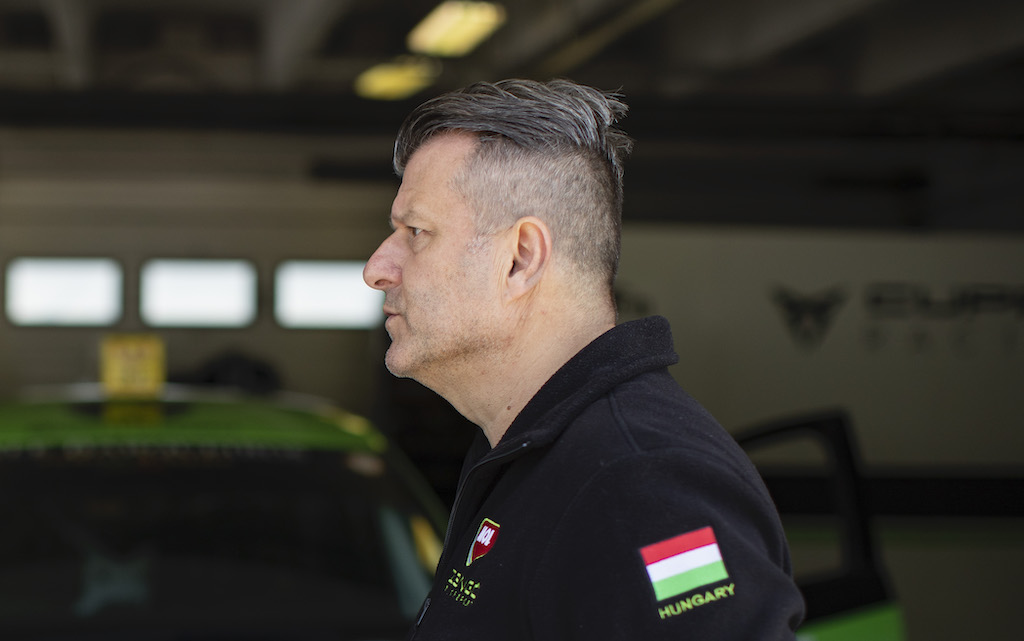 Interview WTCR : Zoltan Zengo