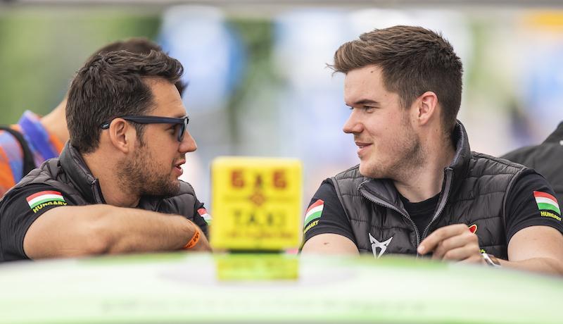 WTCR Teamwork: #5 Zengo Motorsport