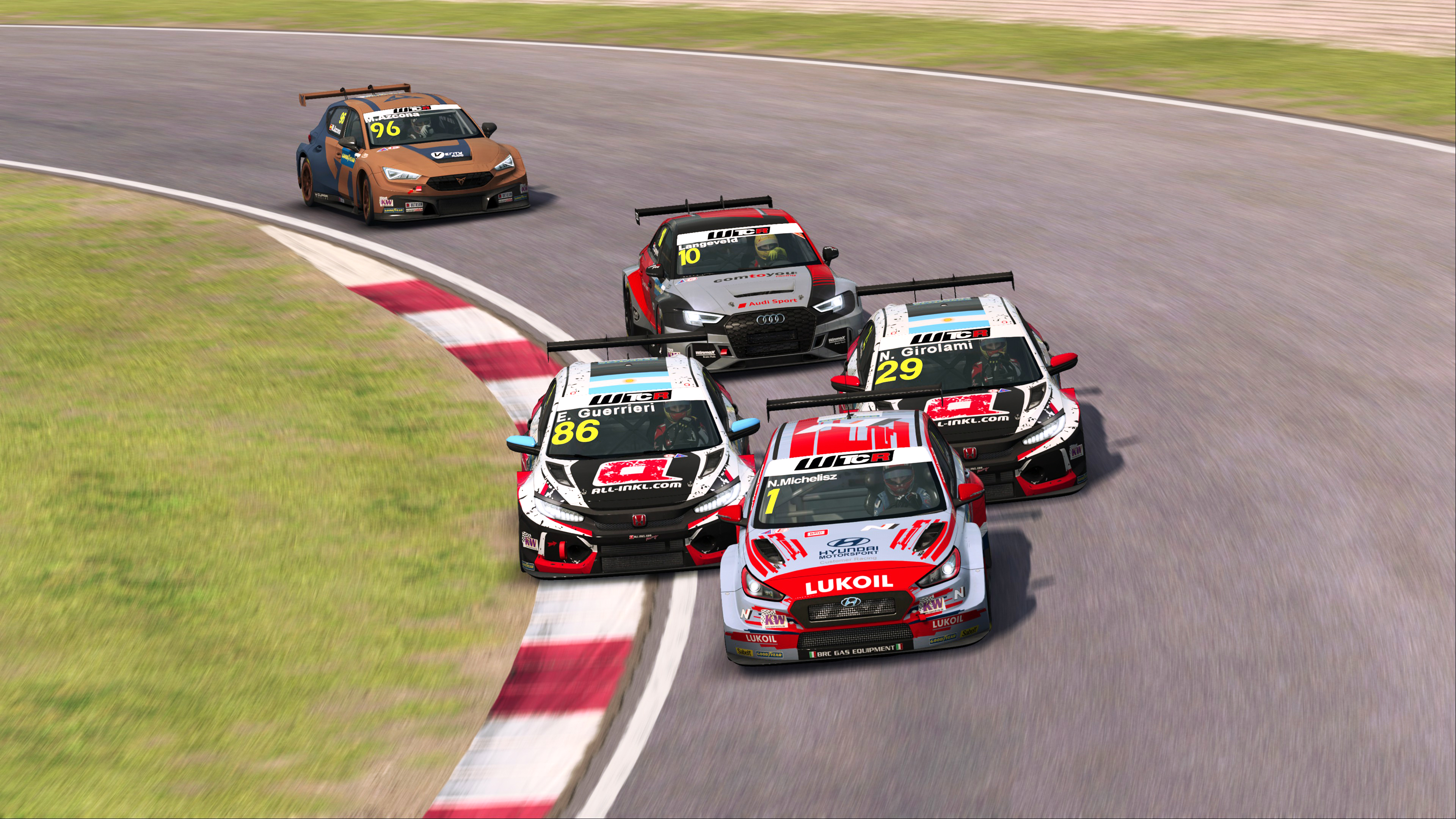Pre-season Esports WTCR: the story so far