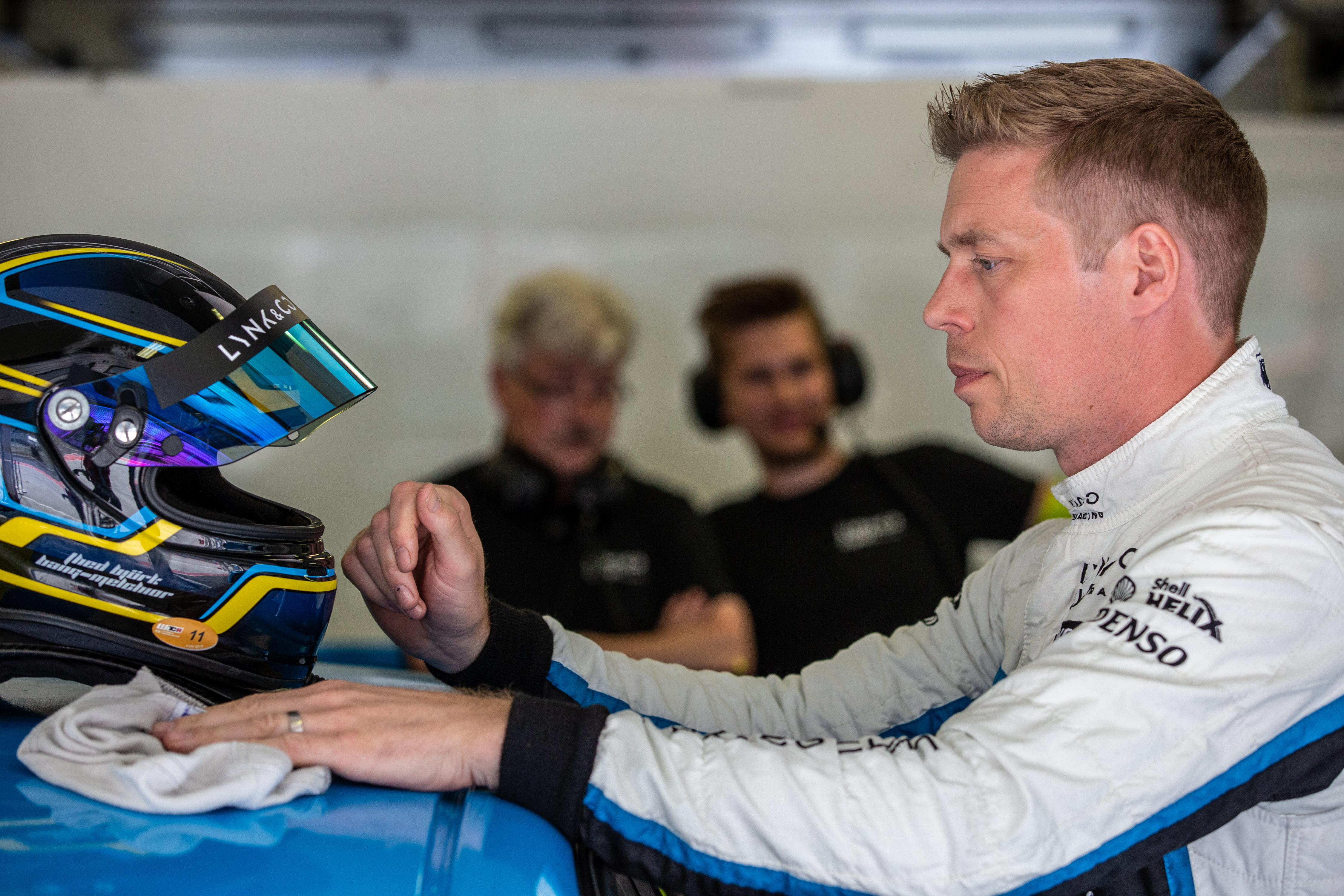 Bjork: Controlling emotions key when WTCR kicks off