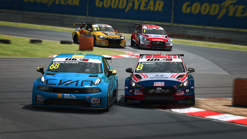 Who will #RaceAtHome in Ningbo's Pre-season Esports WTCR counter?