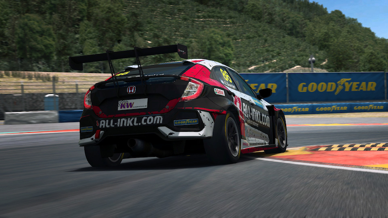 Guerrieri on Pre-season Esports WTCR lead loss