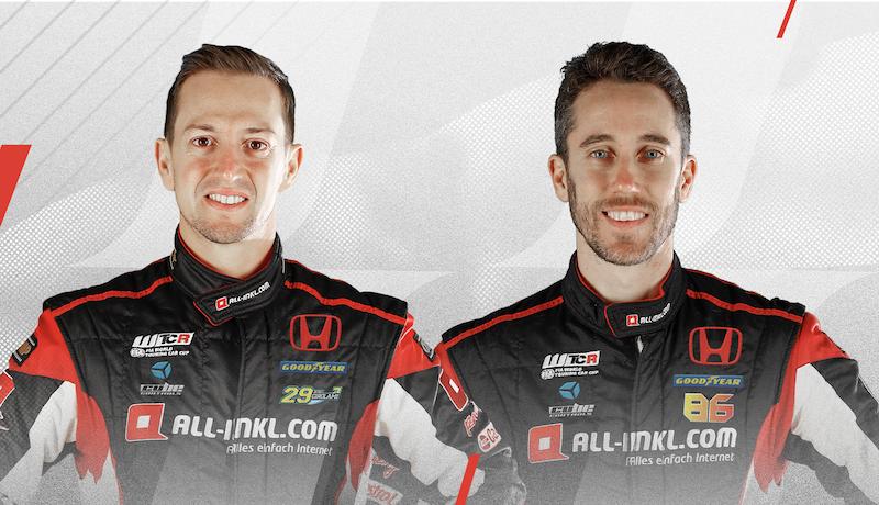Gros plan sur le plateau du WTCR 2020 : #3 ALL-INKL.COM Münnich Motorsport