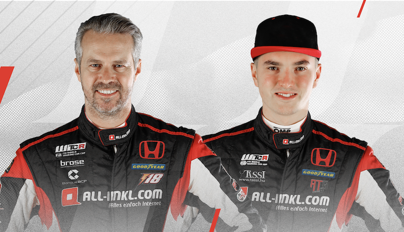 Le line-up del WTCR 2020: #6 ALL-INKL.DE Münnich Motorsport