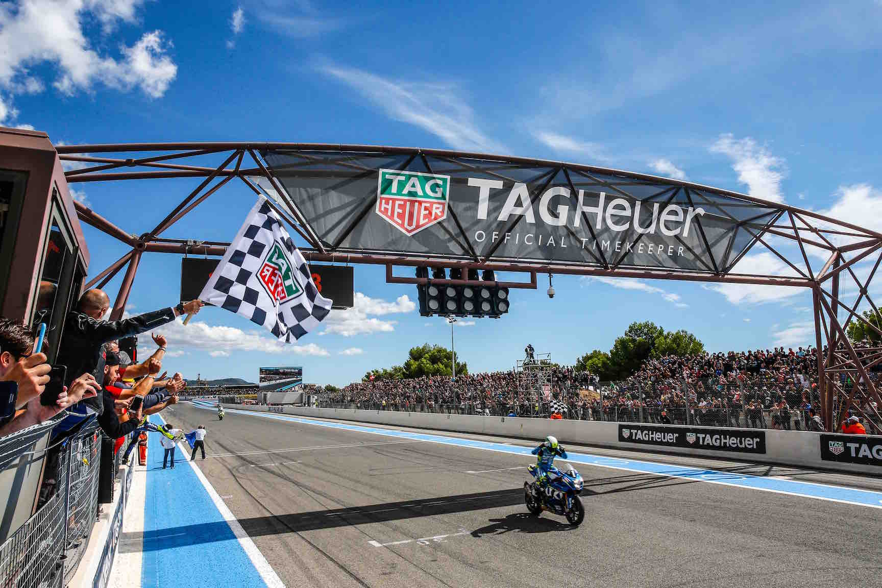 SERT calls all the shots at the Bol d'Or