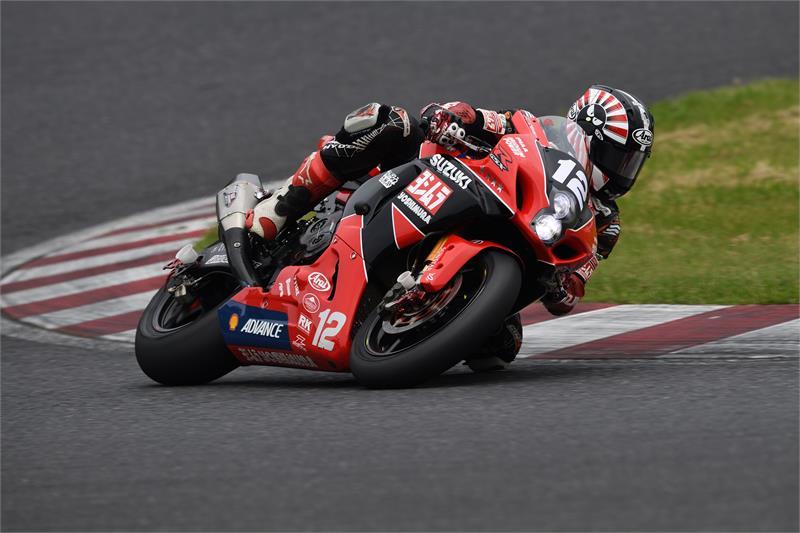 Yoshimura Suzuki dominates first test at Suzuka - FIM EWC