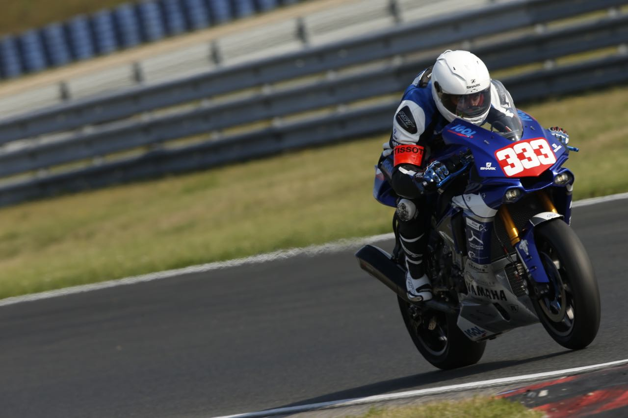 A TEAM WITH A DIFFERENCE: YAMAHA VILTAÏS EXPERIENCES
