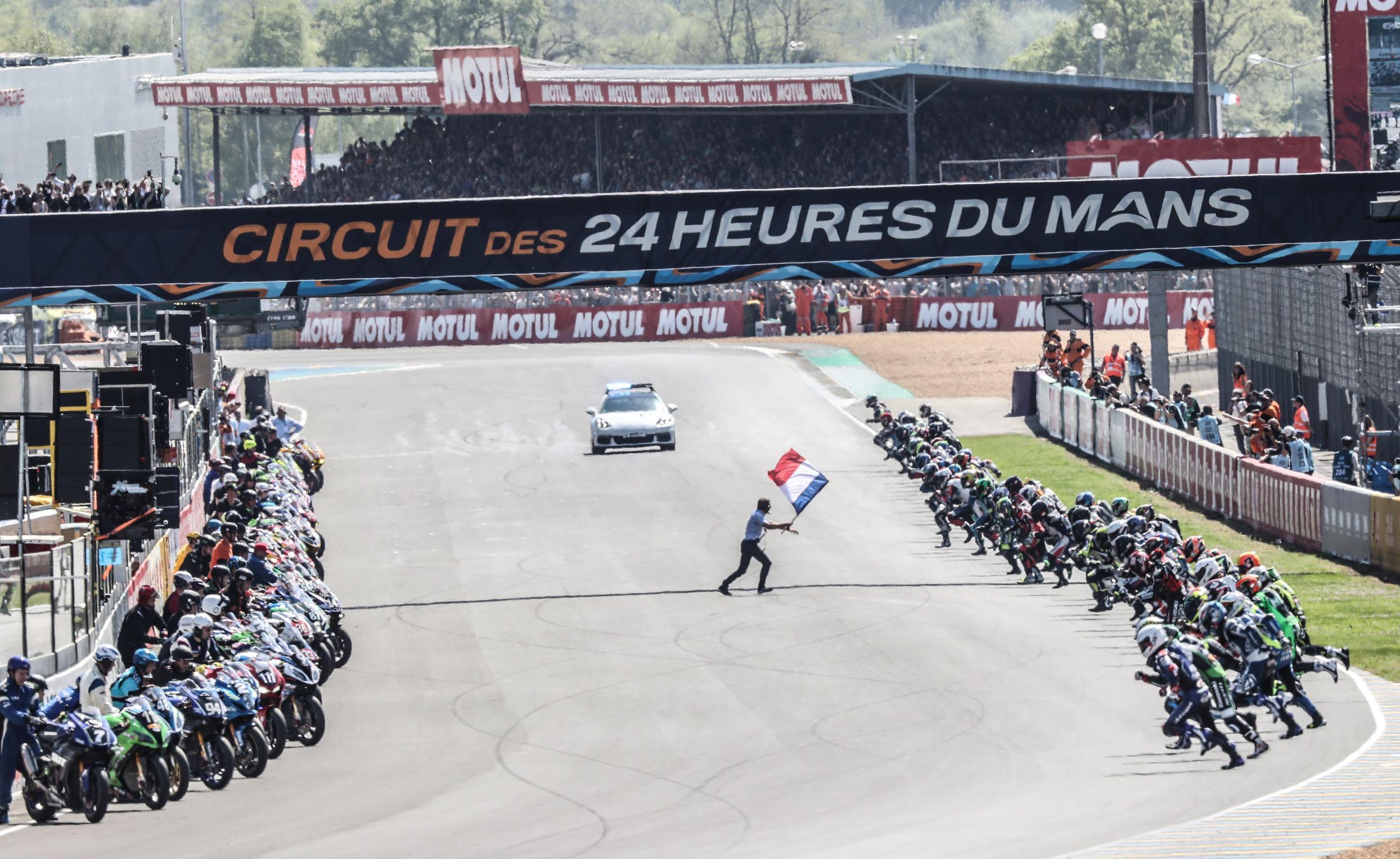 24 Heures Motos 2019 Fim Ewc Endurance World Championship