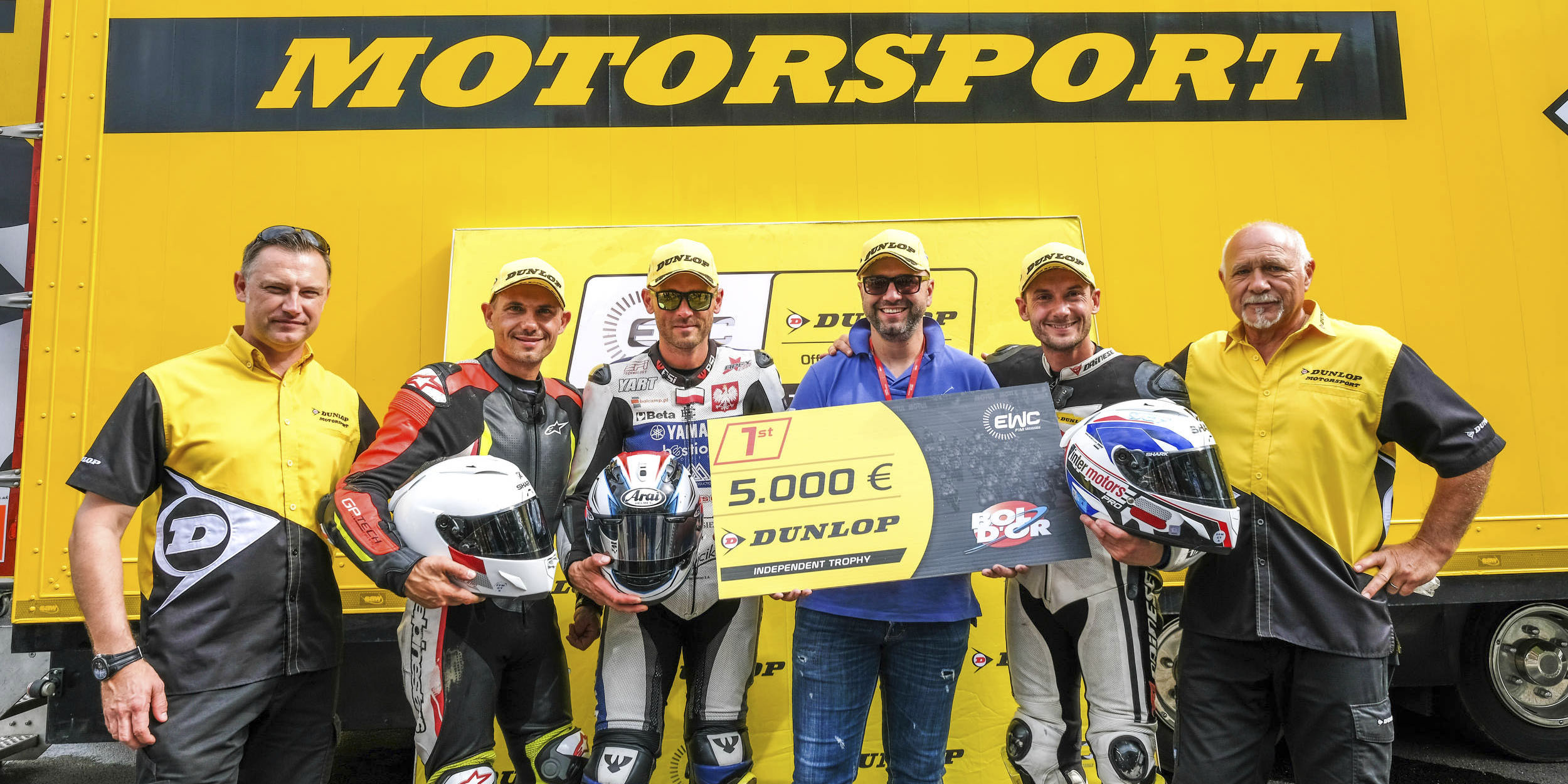 Wójcik Racing Team wins EWC Dunlop Independent Trophy
