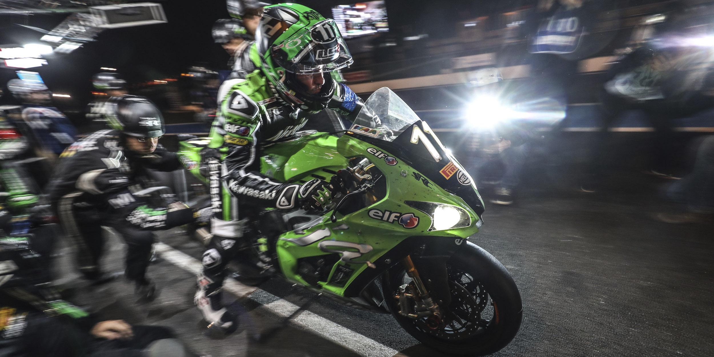 SRC Kawasaki France takes over lead - FIM EWC | Endurance World