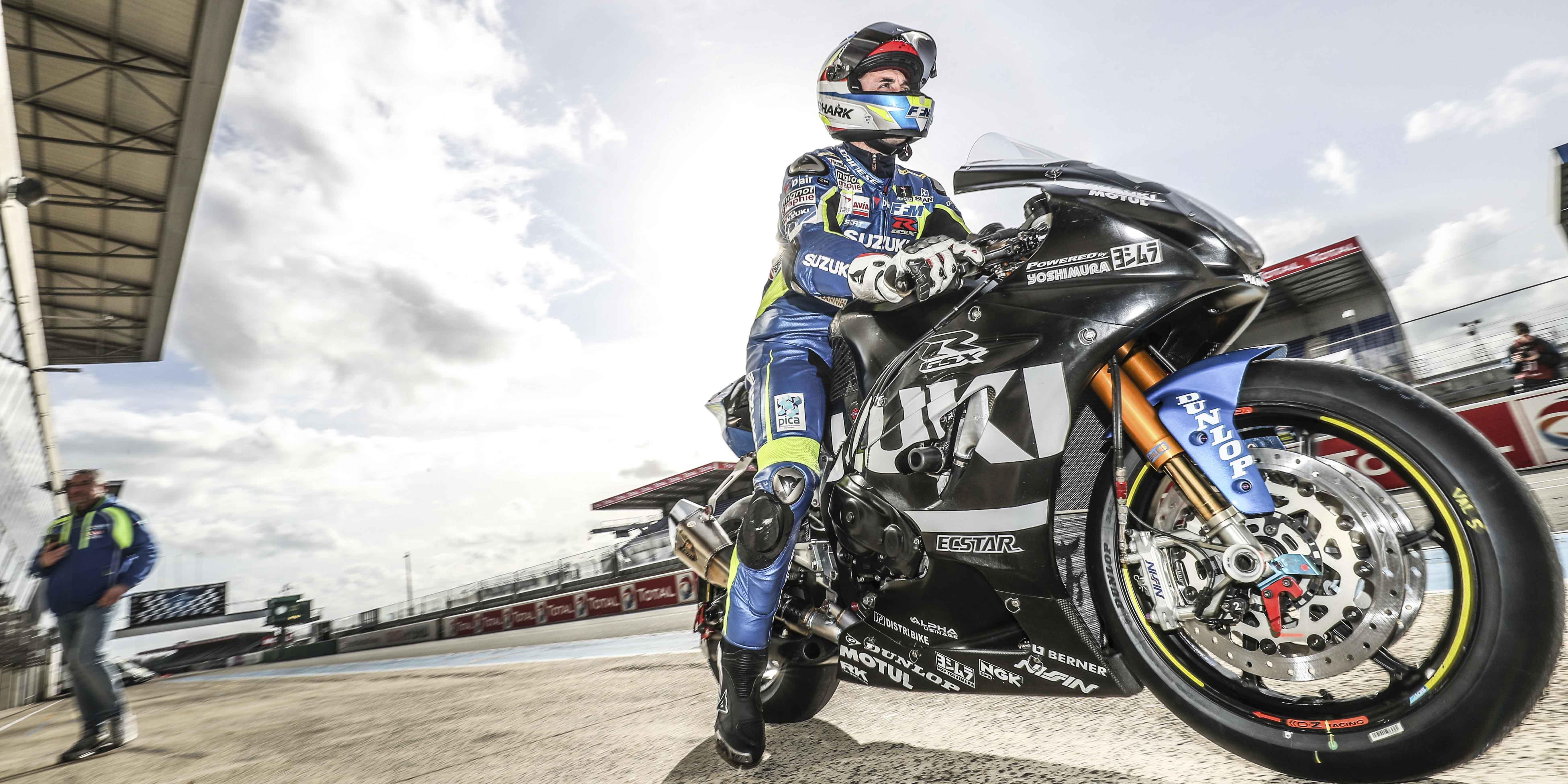 Winter tests privés au Mans