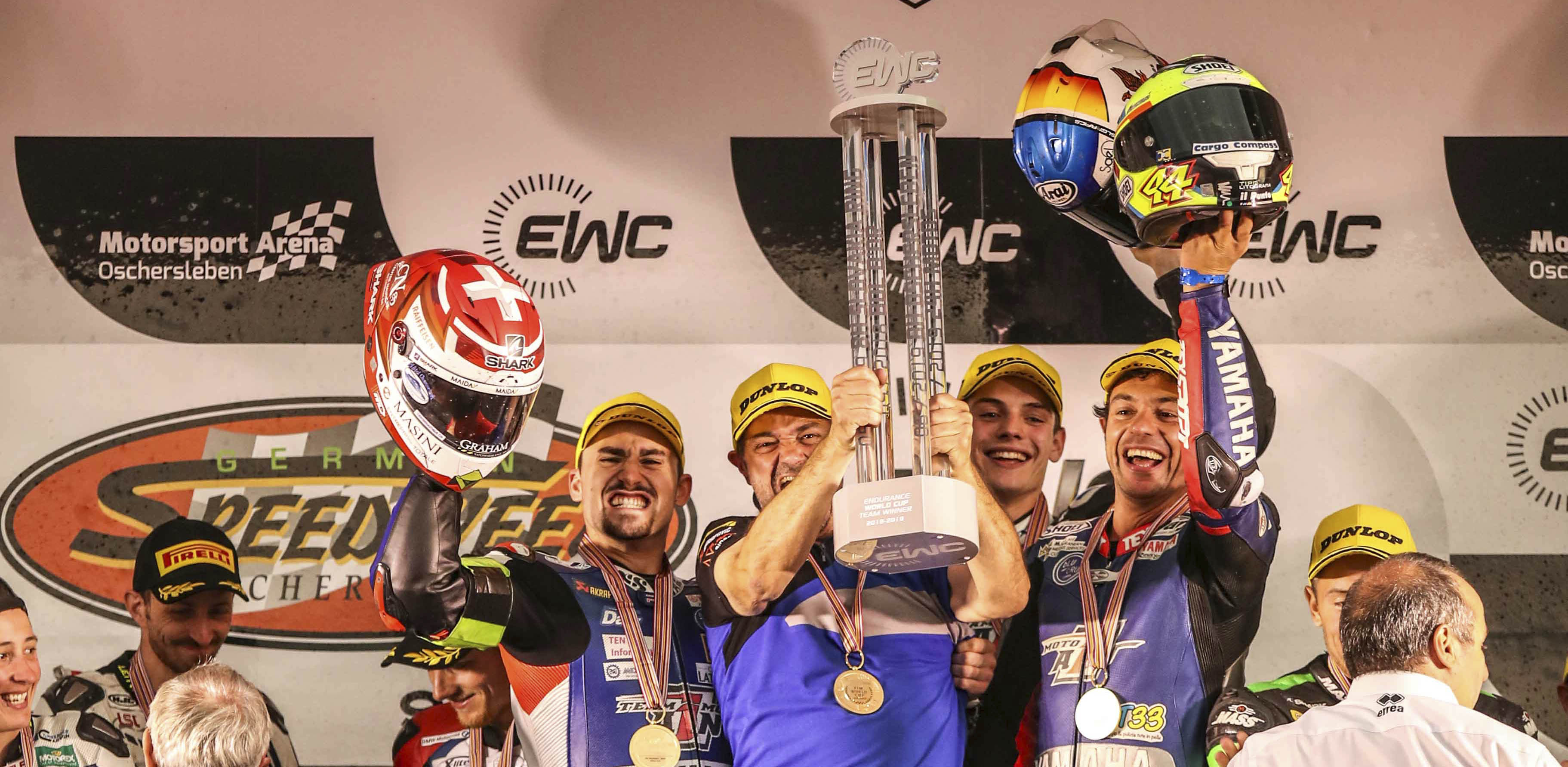 Moto Ain win FIM Endurance World Cup