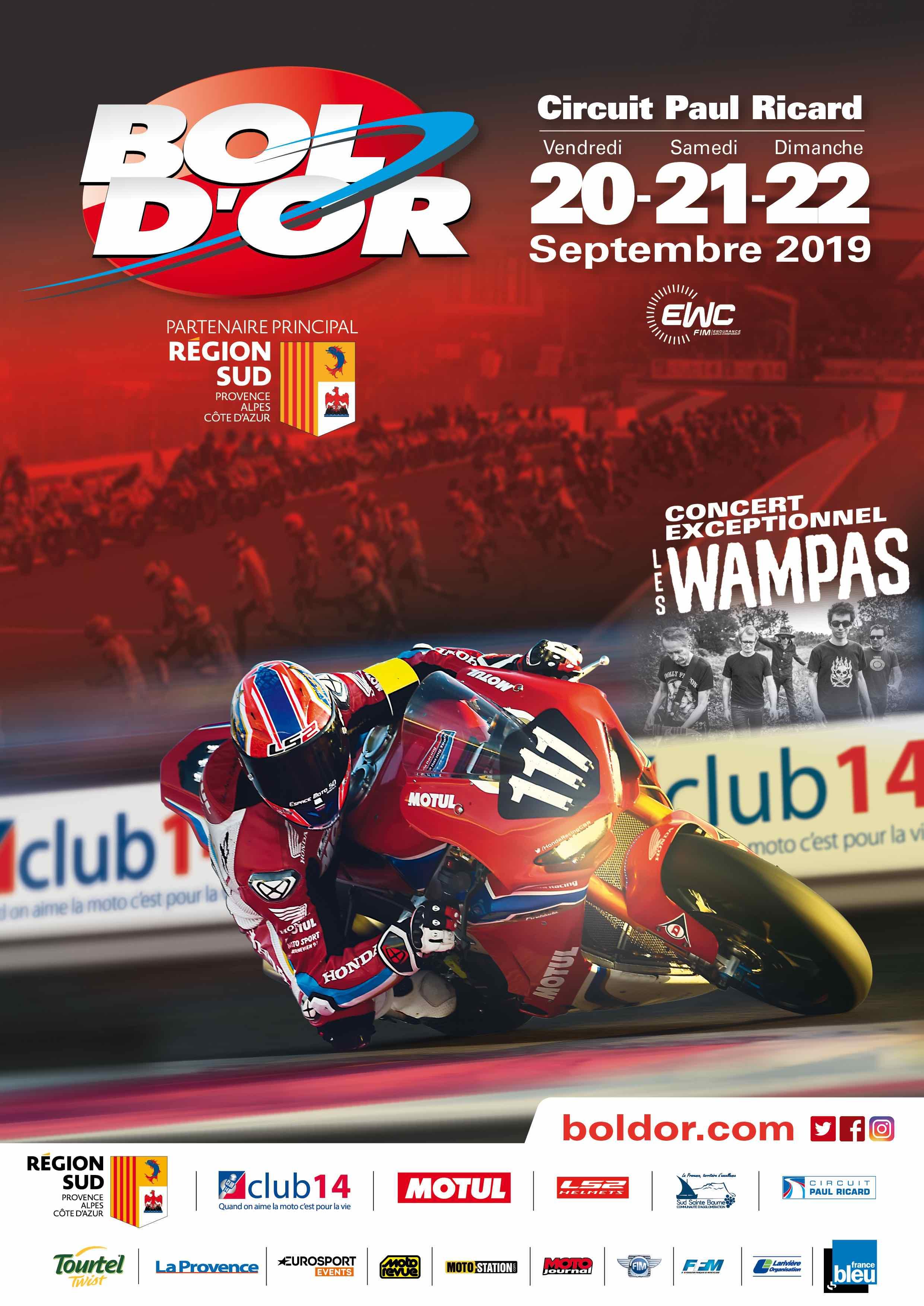Calendario Moto 2020.Calendar Fim Ewc Endurance World Championship