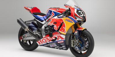 2019 Red Bull Honda
