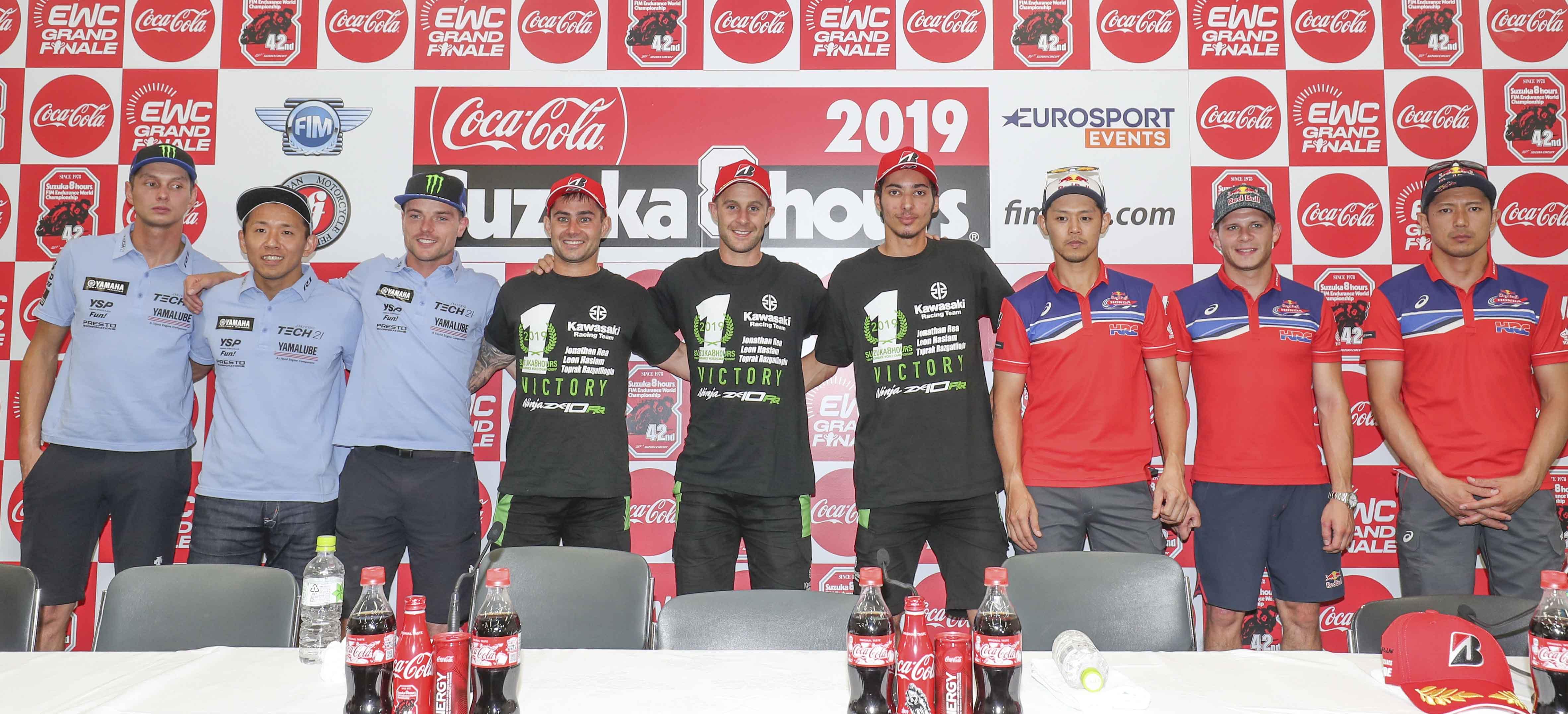 カワサキ・レーシング・チームが鈴鹿優勝 − チーム SRC カワサキ・フランスが初世界タイトル