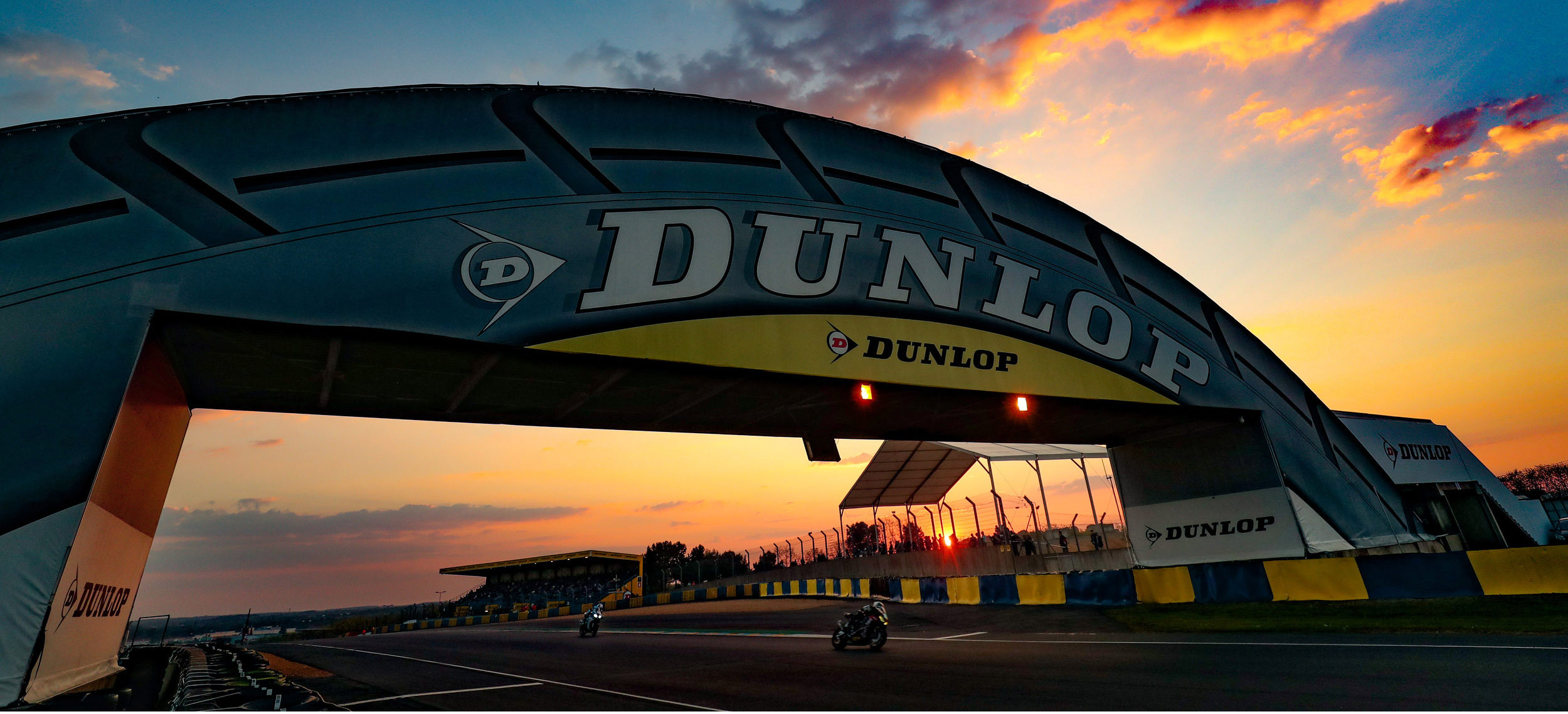 Dunlop steps up support in FIM EWC