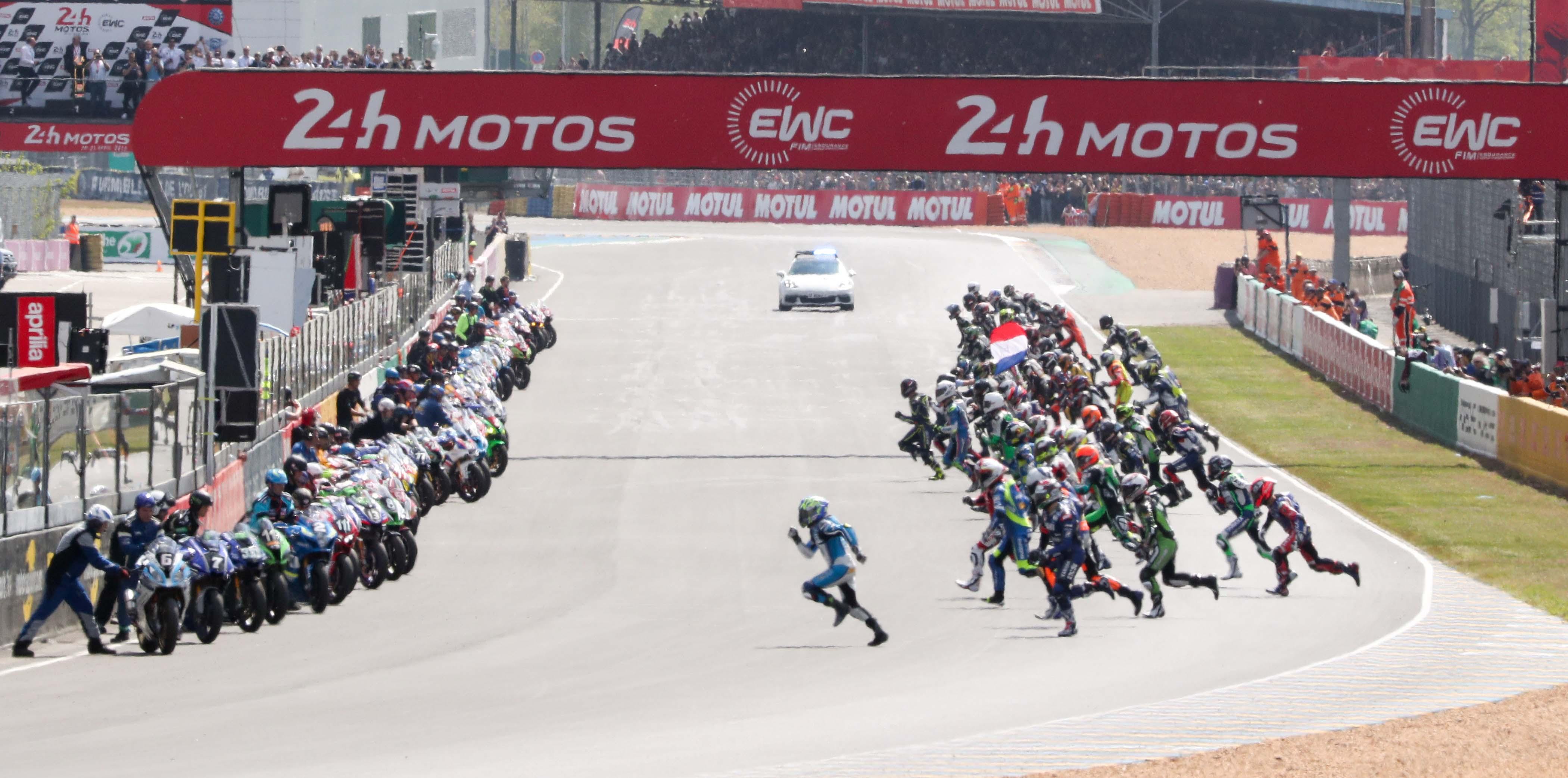 ルマン24時間レース、無観客での開催を決定