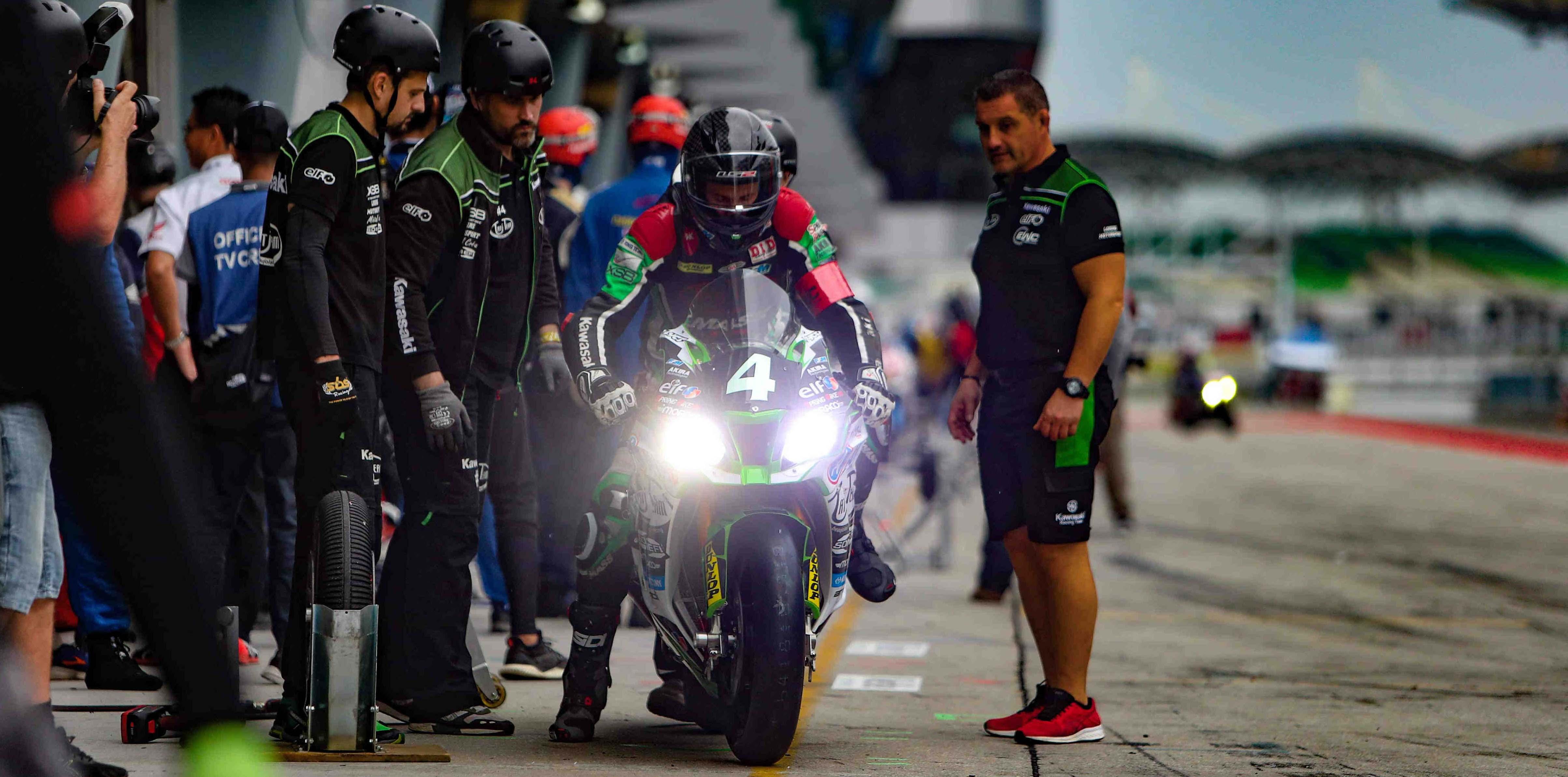 Un numéro, une histoire – L'énigme du Tati Team Beaujolais Racing