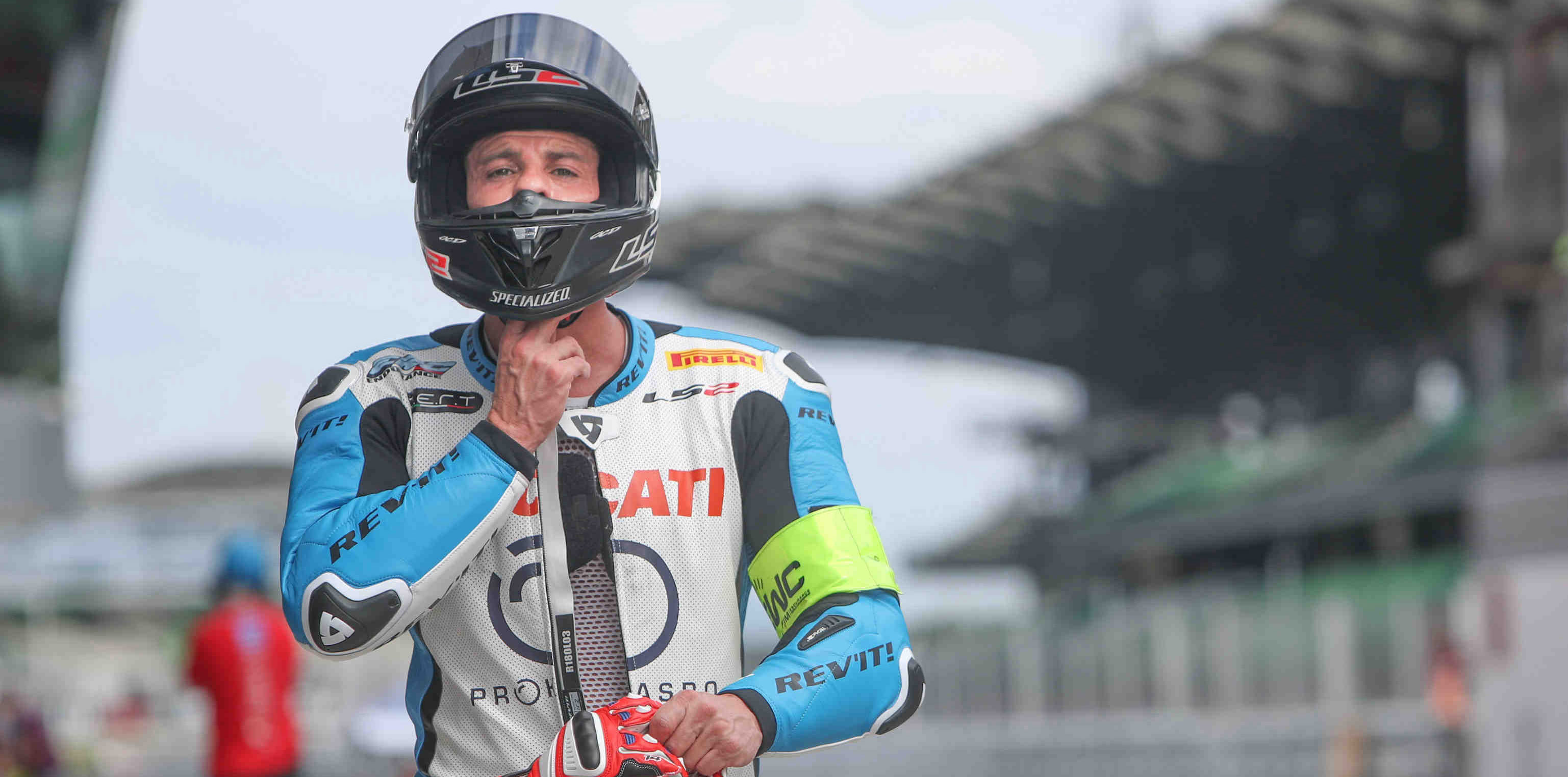 Randy de Puniet - Sepang 2019