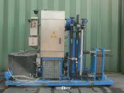 BKG Muenster TEW A-2000 - Granulaatafscheider