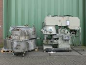 Molteni PH-500 S.V. - Planetary mixer