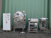 Riniker Glatt V-CCT-K400 - Pagaie sèche