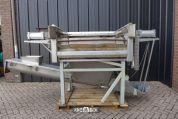 Van Beek KR-150 - Vis de transport verticale