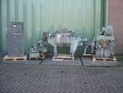 Werner & Pfleider UK-14 X/AU - Pétrisseur