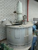 Krauss Maffei VZO-125/2,5 - Trommelcentrifuge