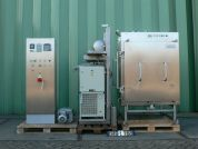 Pink Wertheim VSD 850-950-200 Vacuum - Traydroger