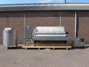 Della Toffola FILTRO EC-10 - Roterend vacuumfilter