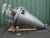 Hosokawa Vrieco 20 VB-S - Dessiccateur conique