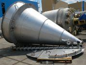Hosokawa Micron 100 RV-4 - Mélangeur conique