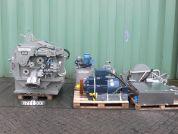 Krauss Maffei HZ-80/1 SI - Schraapcentrifuge