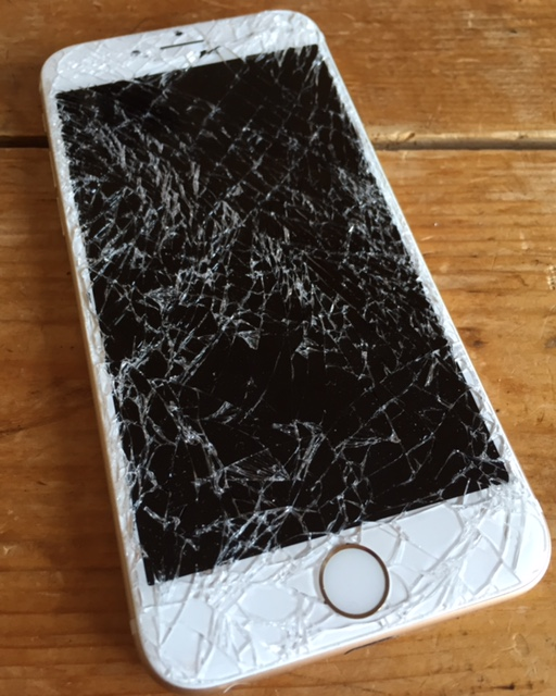 Smashed Iphone Screen What To Do