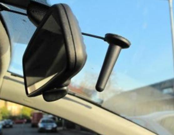 Target Blu Eye Emergency Vehicle Detector