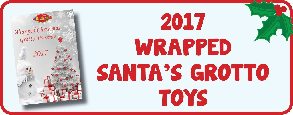 Wrapped Grotto Toy Catalogue