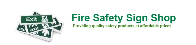 Fire Safety Sign Logo